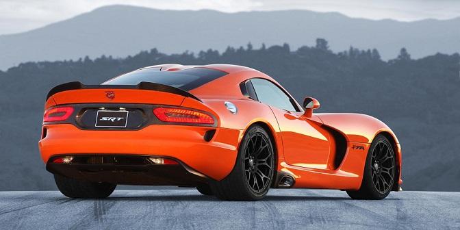 Viper Tops List of Fastest Modern Muscle Cars | Mopar Blog