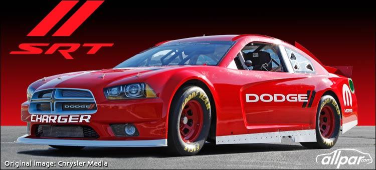 NASCAR 2013 Charger SRT