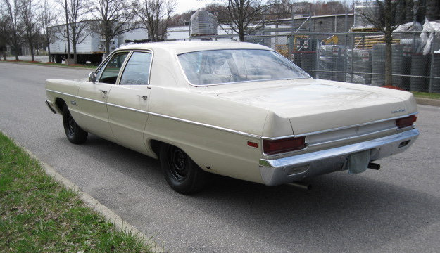 1969 Plymouth Fury II