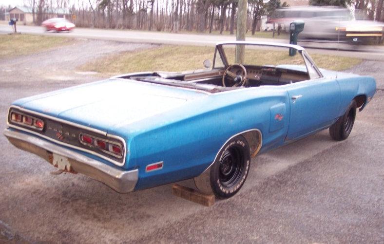 1970 Coronet R/T Convertible