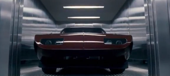 Fast and Furios 6 Dodge Charger Daytona