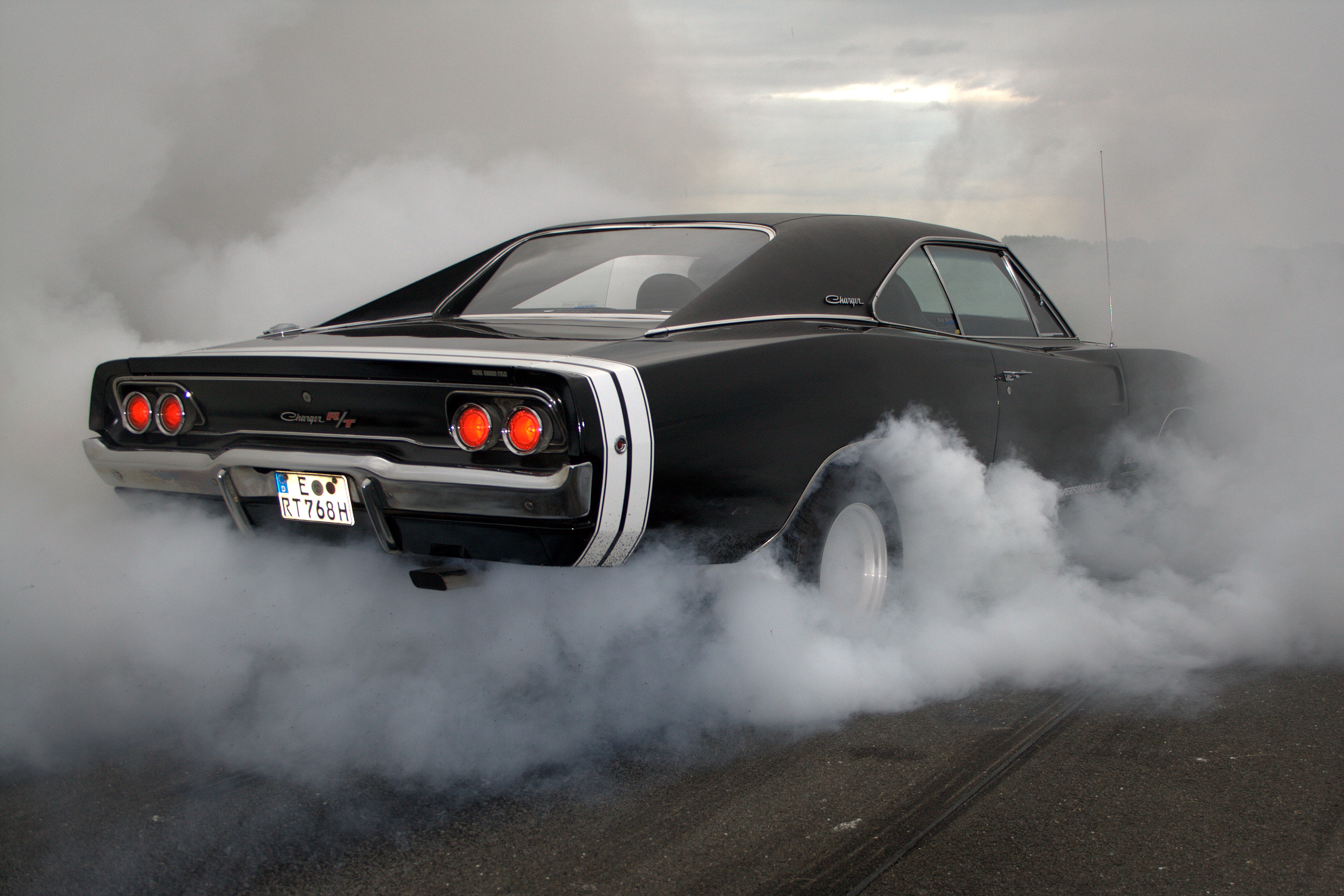 Best Burnout Picture Ever Mopar Blog