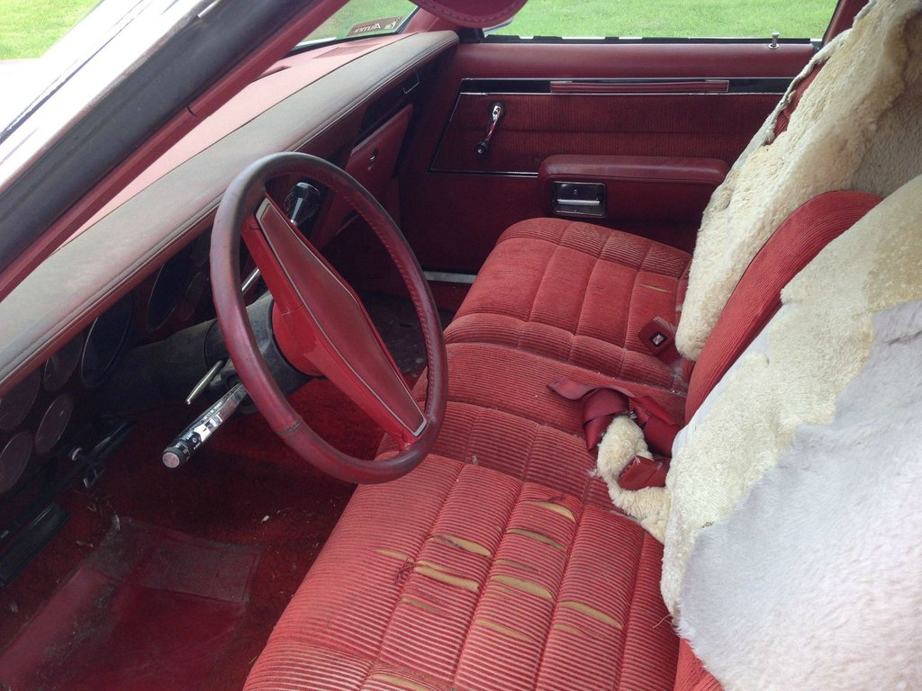 what would you do with a free 1979 chrysler newport