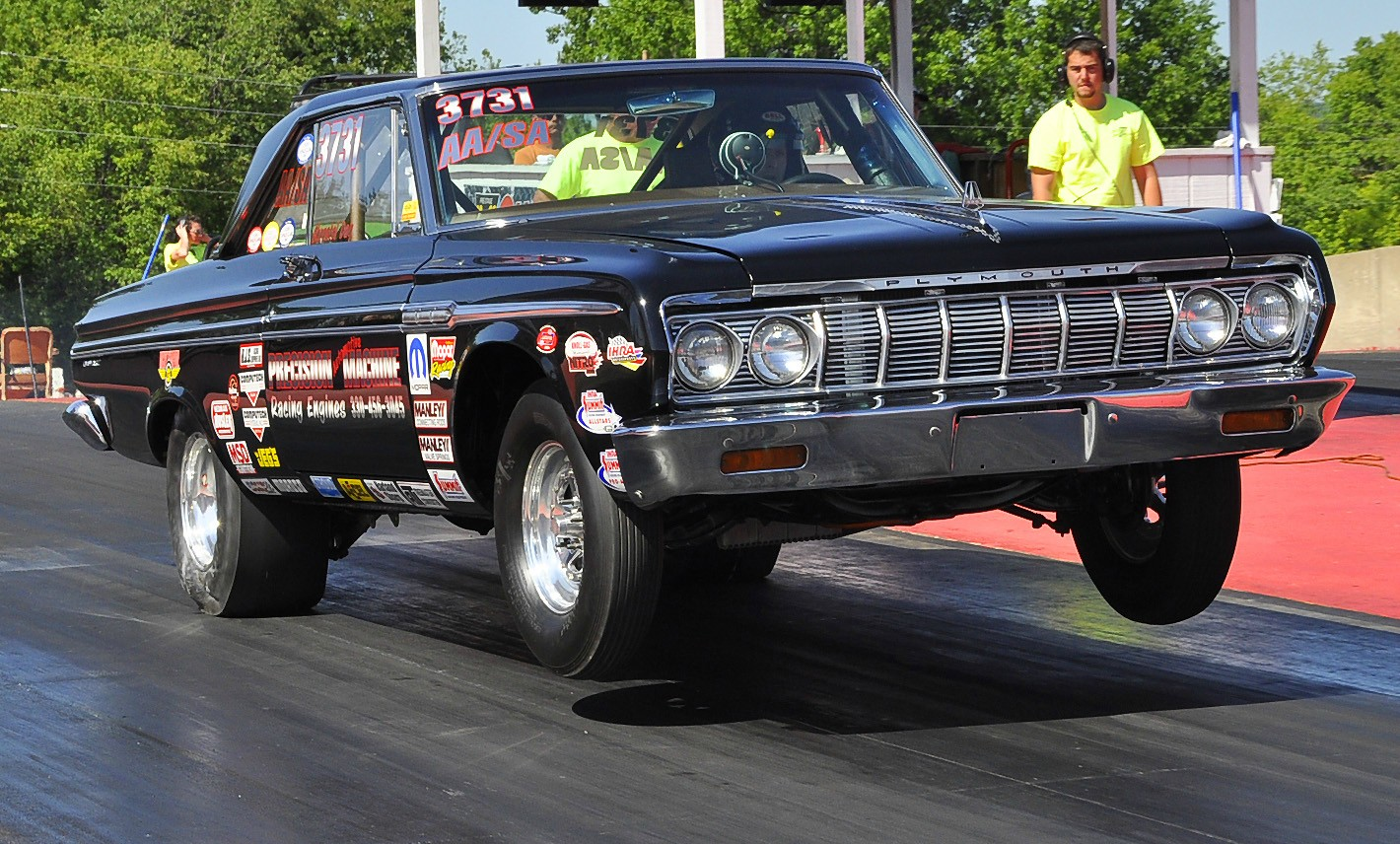 Dodge Ram Runner >> Mopars and AMCs at Quaker City Dragway | Mopar Blog