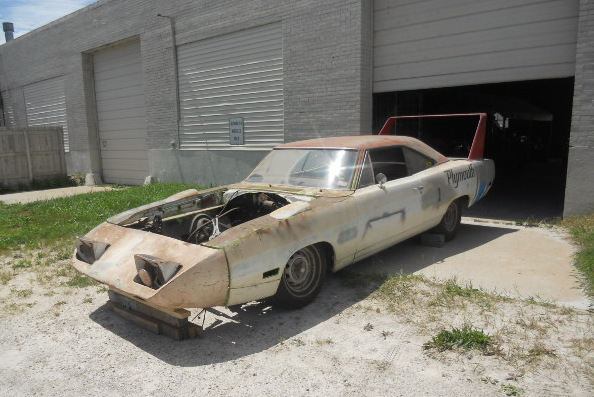Hemi Superbird Barn Find Mopar Blog