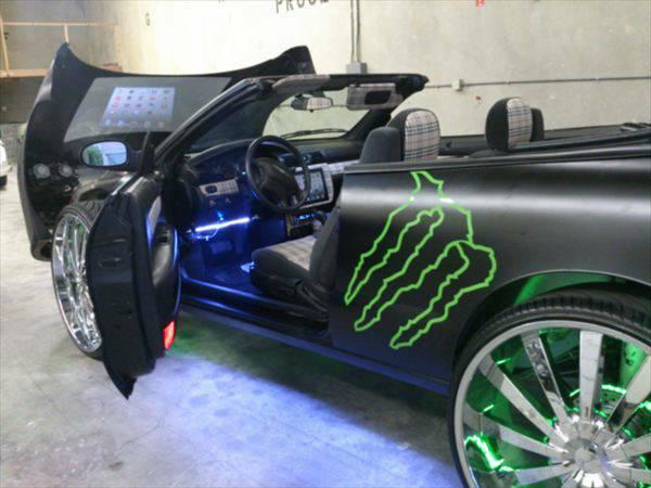 Chrysler Sebring Bentley Conversion on Craigslist | Mopar Blog