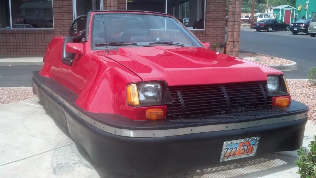 Dodge Colt Bumper Car On EBay