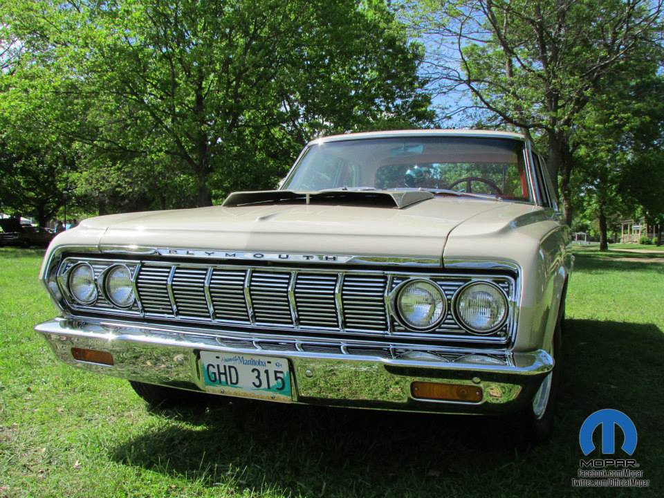 1964 Plymouth Savoy Is The First 2013 Mopar Top Eliminator