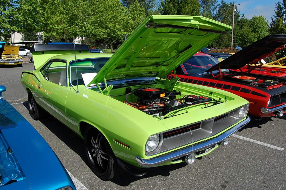 green-1970-Cuda
