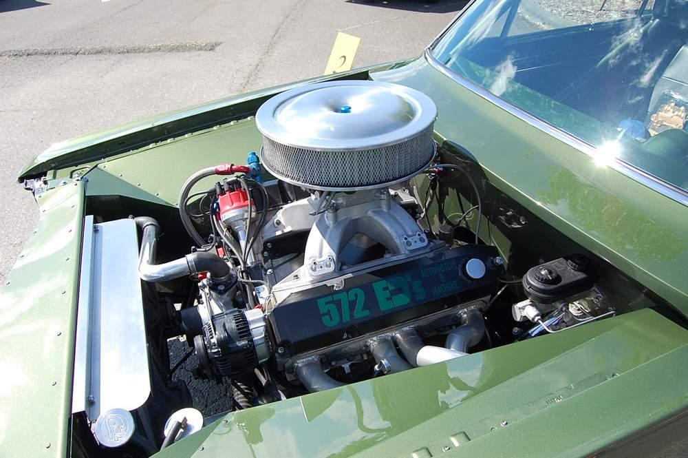 green-dart-motor