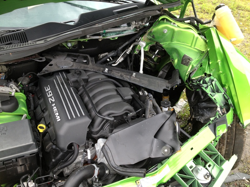green-with-envy-Dodge-Challenger-SRT8-392-wreck-6