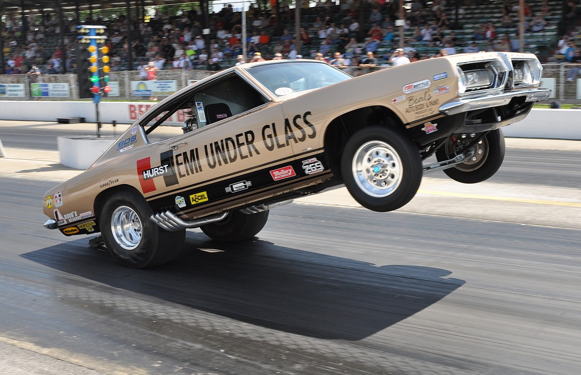 Holley National Hot Rod Reunion | Mopar Blog