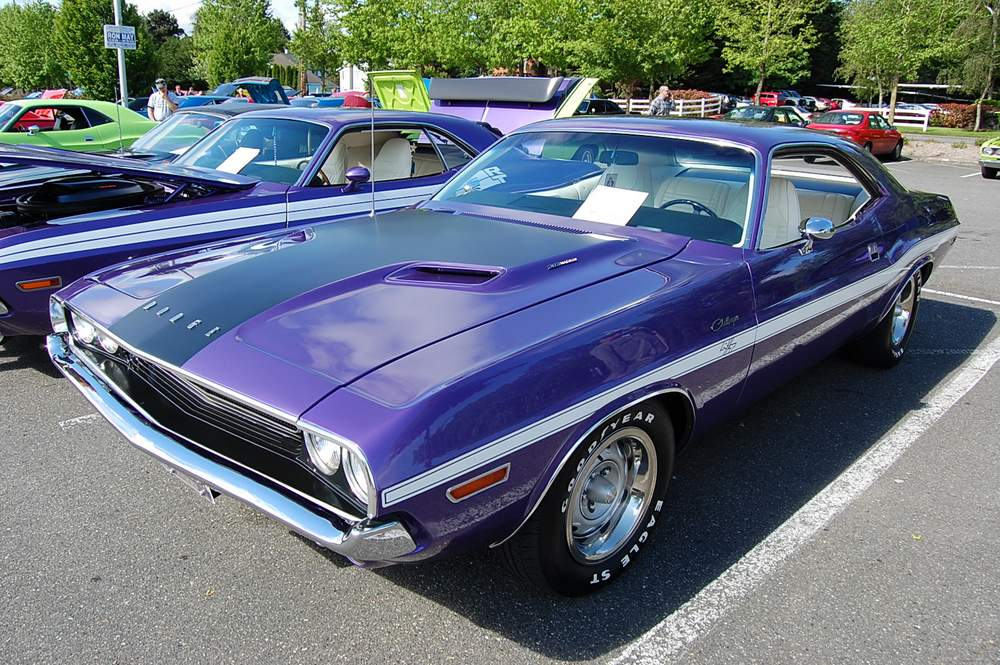 purple-Dodge-Challenger