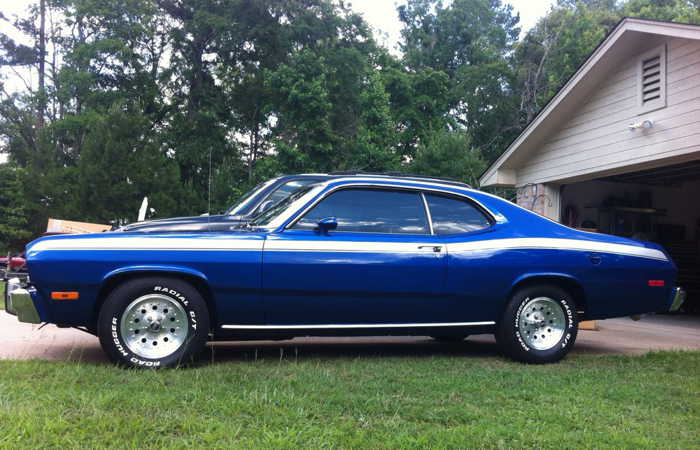 Reader S Rides Kevin Frazier S 1975 Plymouth Duster
