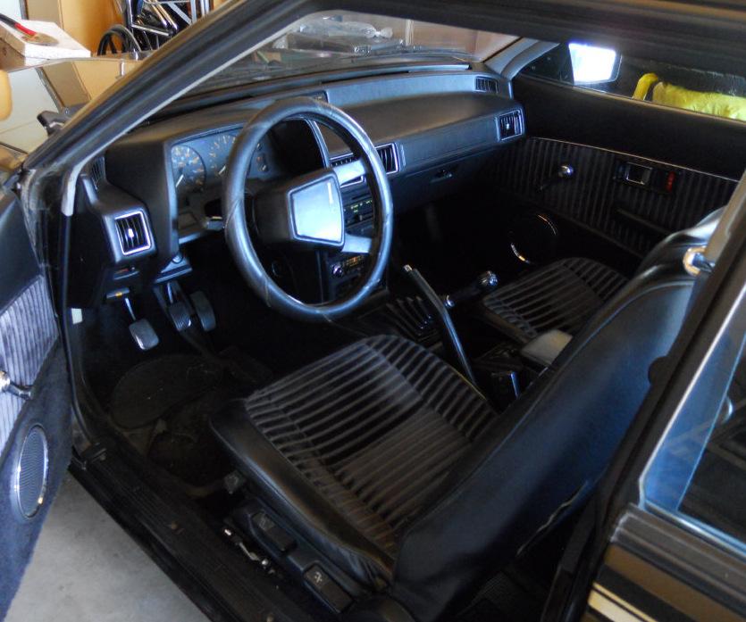 Readers Rides Steve Christensens 1982 Dodge Challenger
