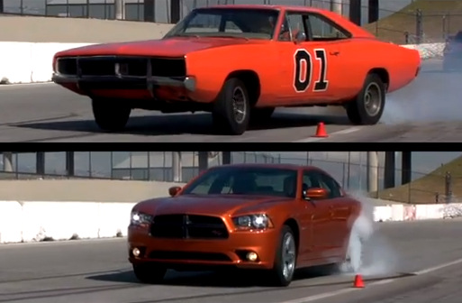 2011-Dodge-Charger-vs.-The-General-Lee