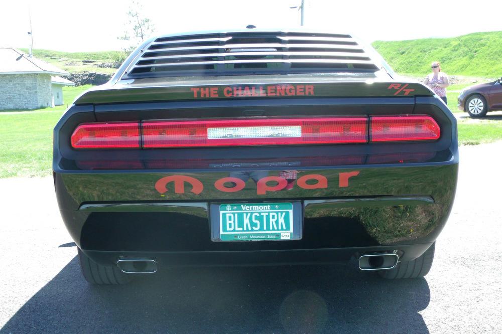 392 Hemi Scat Pack Shaker >> Reader's Rides: Randy Wood's 2012 Dodge Challenger R/T | Mopar Blog