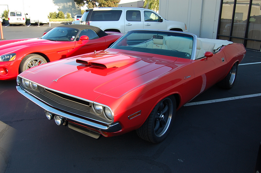 Challenger-convertible