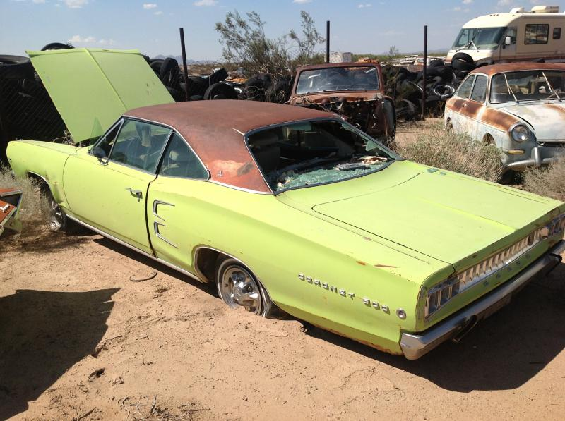 Dodge-Coronet-Arizona