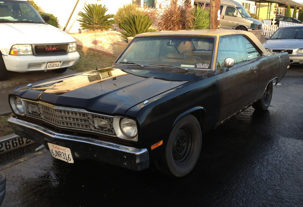 Dodge Trucks For Sale By Owner >> Reader's Rides: Buddy Barraza's 1973 Plymouth Scamp ...