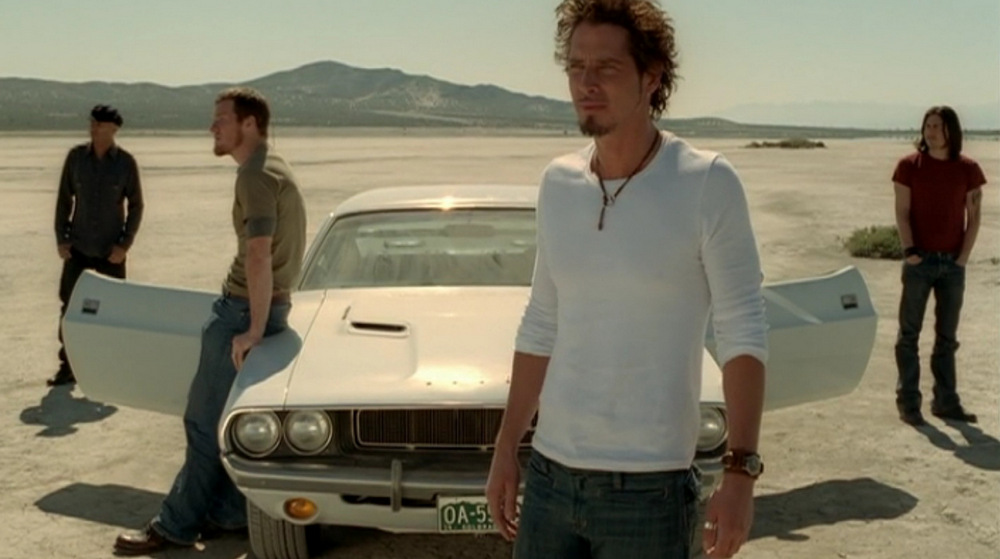 Audioslave-Vanishing-Point-Dodge-Challenger
