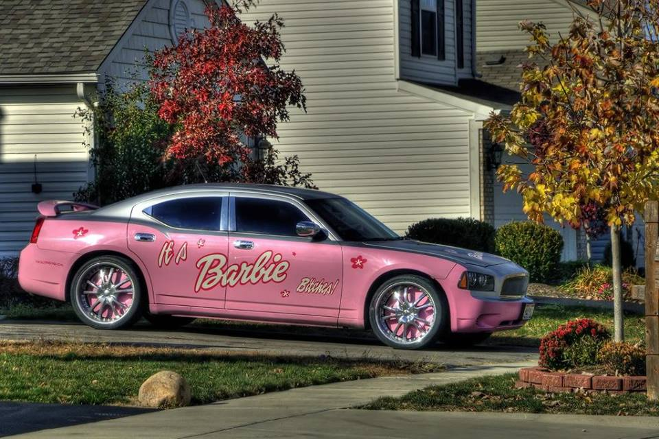 barbie car charger