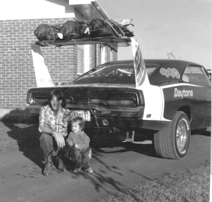 Moose Hunting Dodge Daytona Mopar Blog
