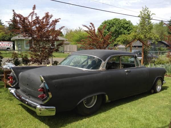 1956 Dodge Rat Rod on Portland Craigslist   Mopar Blog