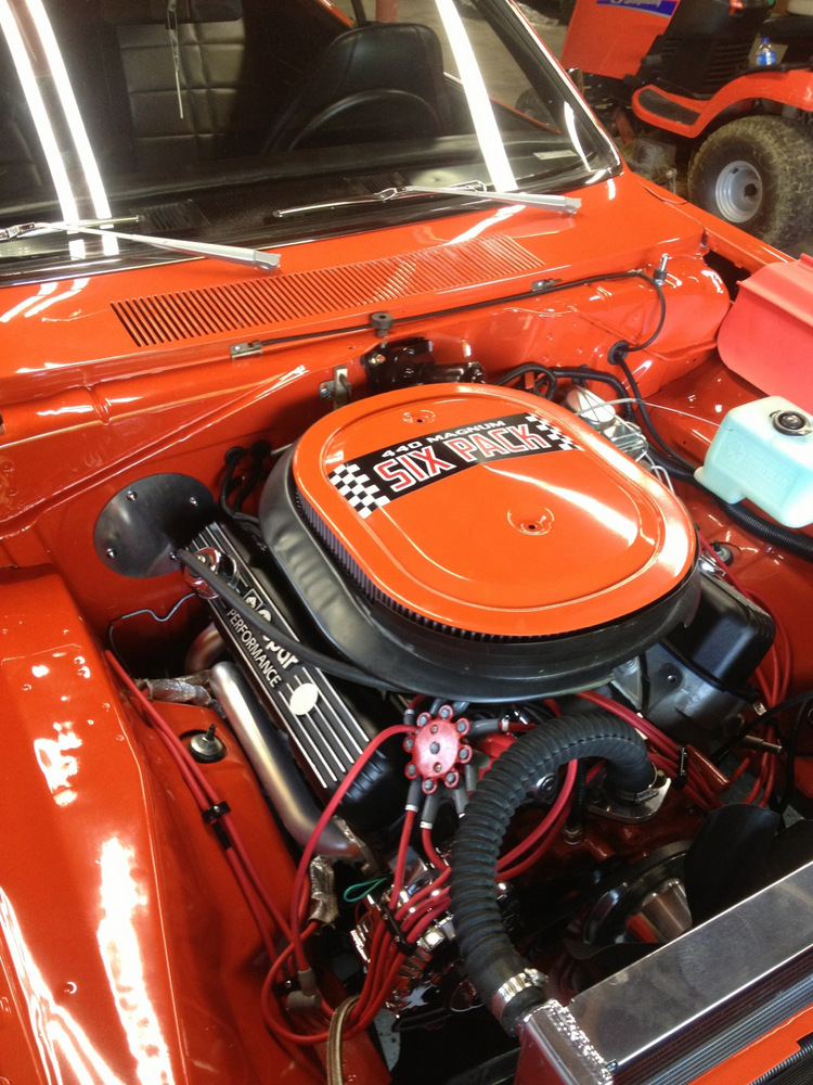 Hellcat For Sale >> Reader's Rides: Kevin Plummer's 1971 Dodge Demon | Mopar Blog
