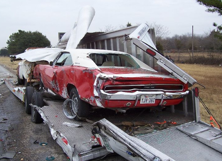 wrecked-Charger