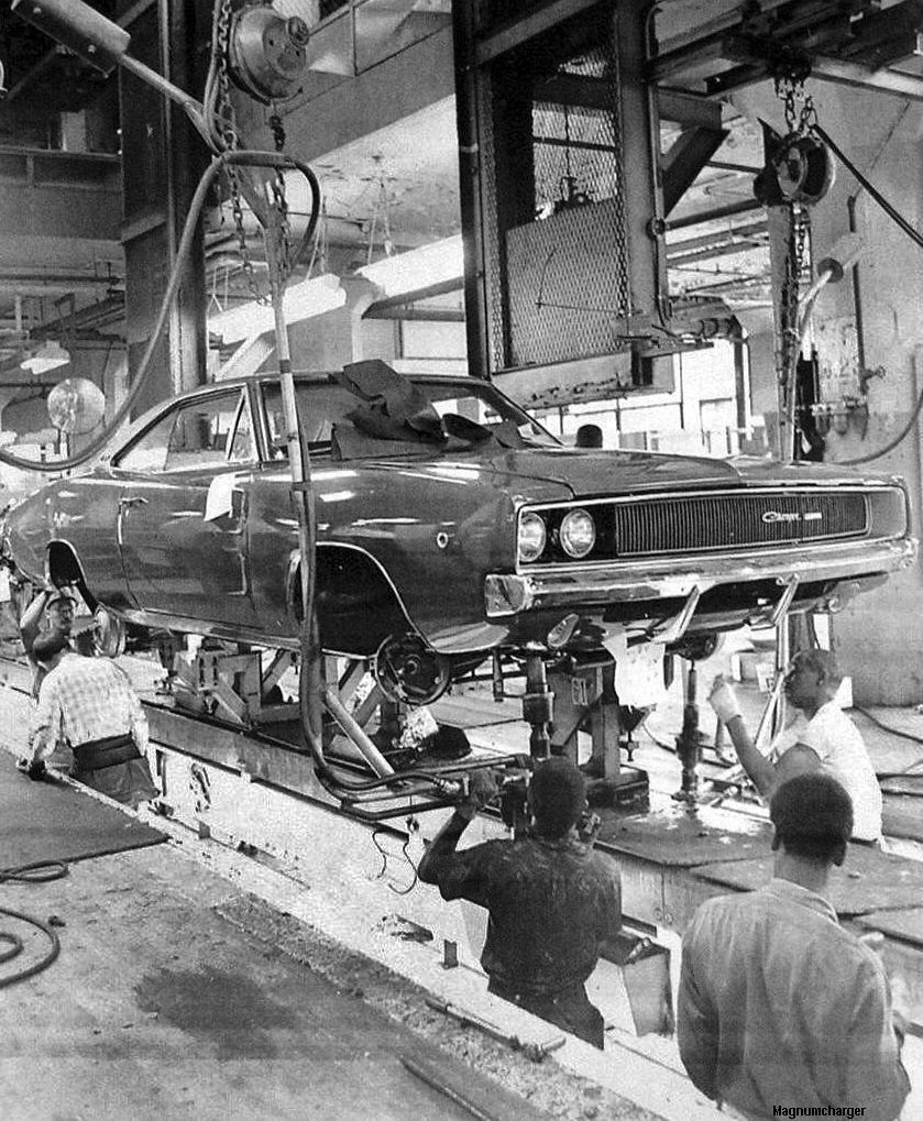 1968-Dodge-Charger-Hamtramck