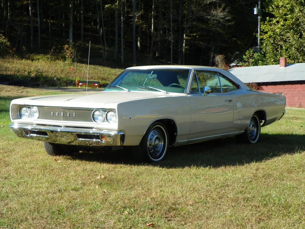 Plain Jane 318-powered 1968 Dodge Coronet on eBay | Mopar Blog