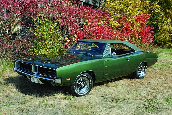 2013 Dodge Charger Hellcat For Sale >> All in the Family 1969 Chargers   Mopar Blog