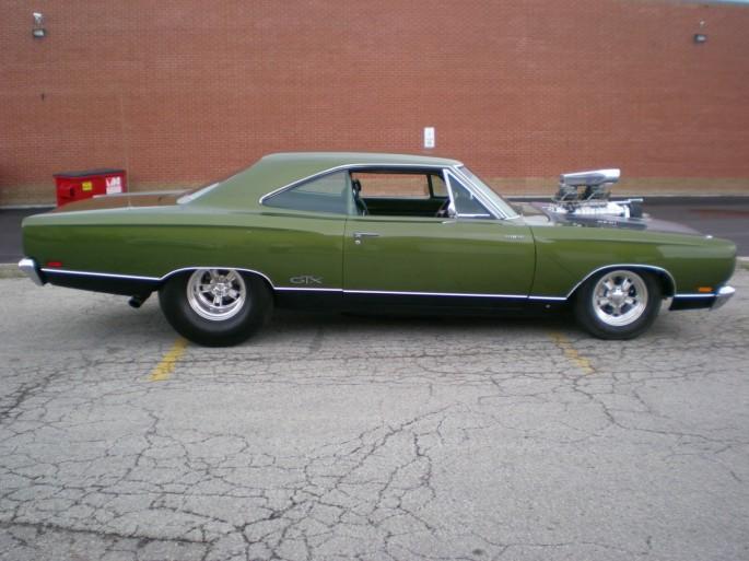 Dodge Ram Runner >> 1969 Pro Street Hemi GTX on eBay   Mopar Blog