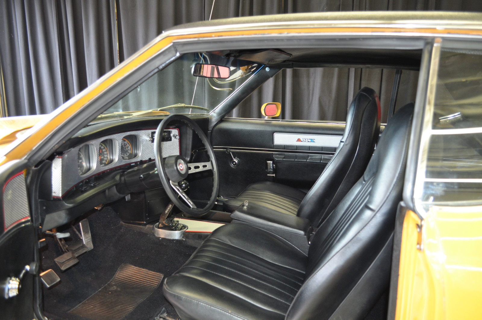 Amc Javelin Interior
