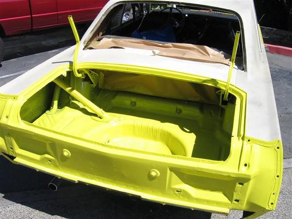 Reader's Rides: Mark Brooks' 1971 Dodge Dart Swinger ...