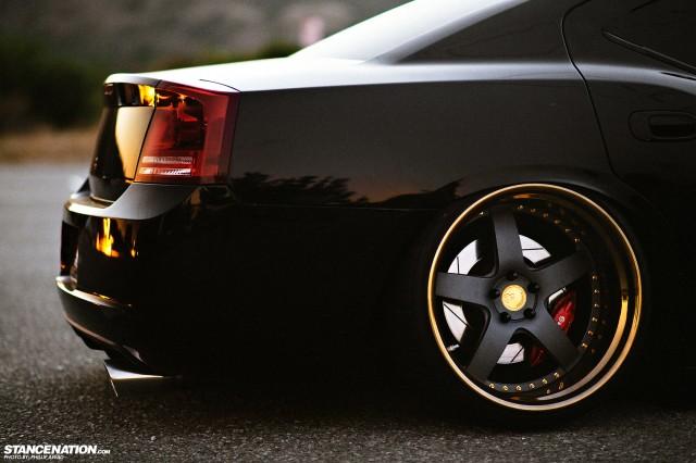 dodge charger srt rear wheel - Dodge Charger 2014 Srt8 Custom