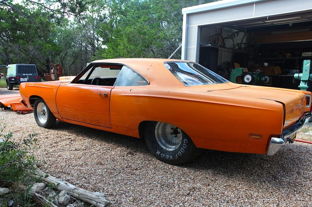 Jesse James\' 1969 Plymouth Road Runner on eBay | Mopar Blog