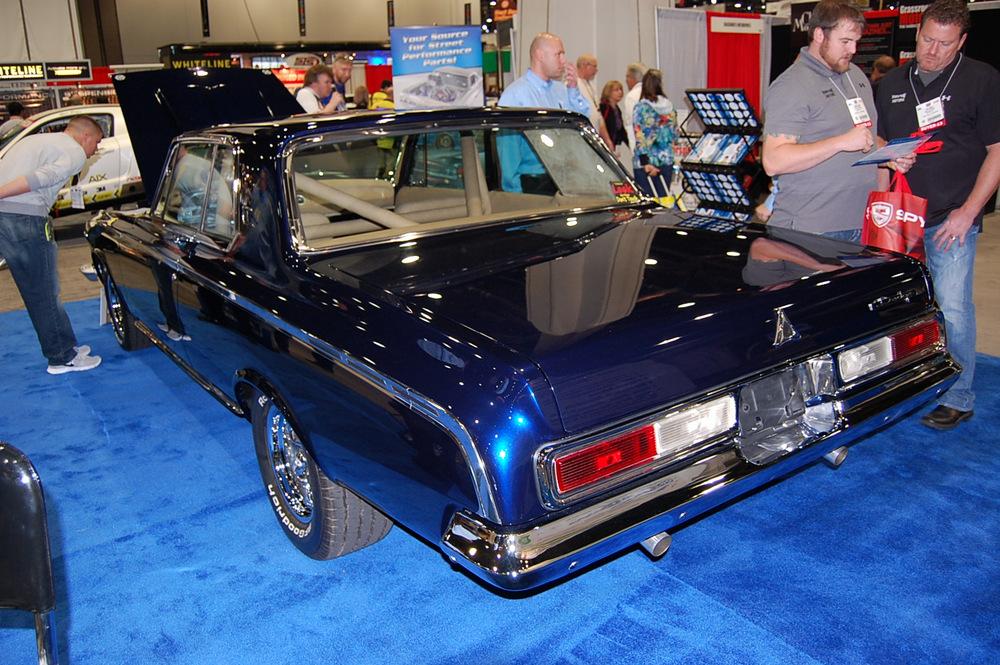 Pics Of Dodge Trucks >> 1963 Dodge Polara at SEMA | Mopar Blog