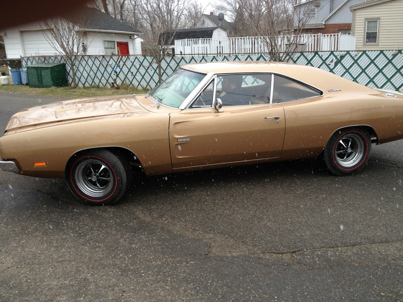 Hemi 1969 Dodge Charger 500 on eBay | Mopar Blog