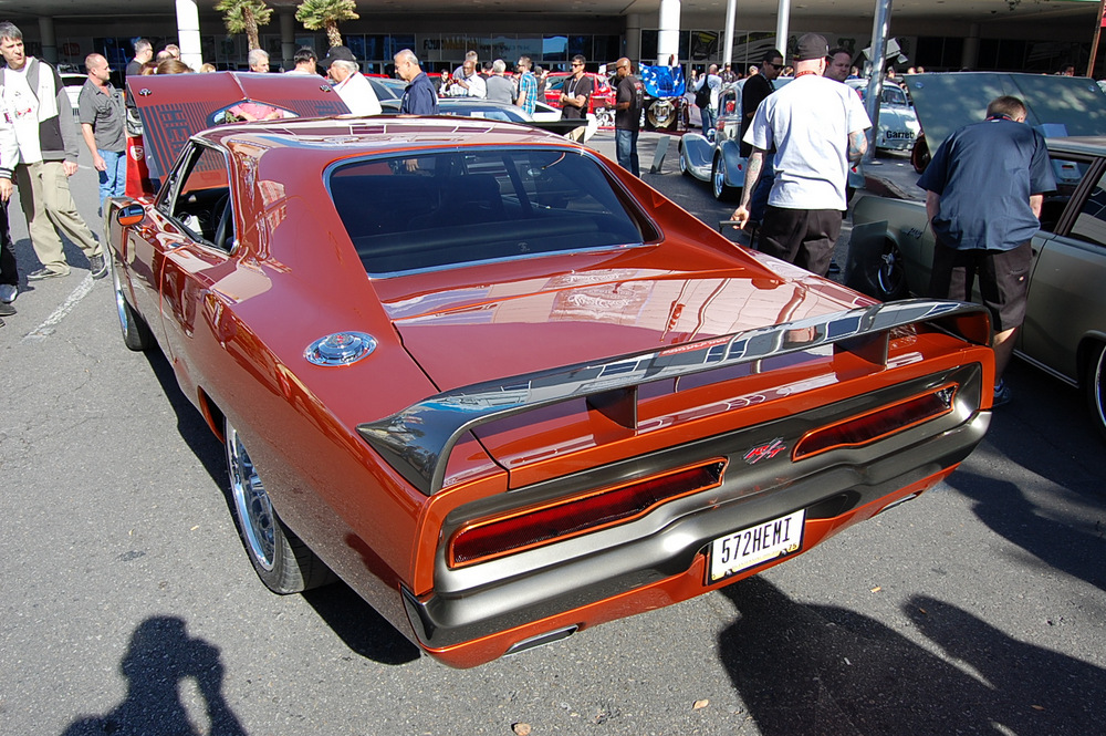 Hellcat For Sale >> Badass 1970 Dodge Charger at SEMA | Mopar Blog