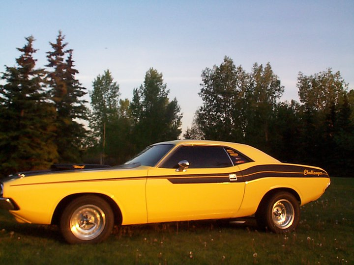 Dodge Challenger on 1971 Dodge Challenger