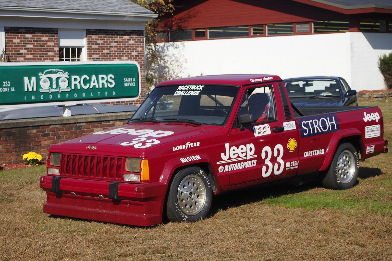 1988 Jeep Comanche Race Truck on eBay | Mopar Blog