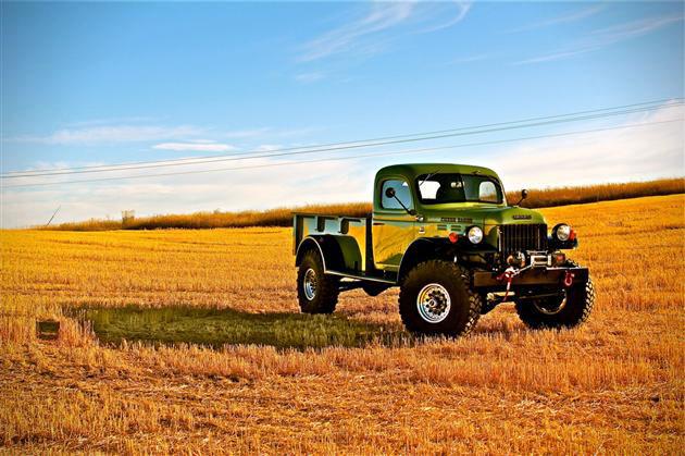Legacy-Power-Wagon-Vintage-Truck-3qtr2