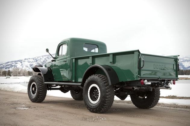 Legacy Power Wagon | Mopar Blog