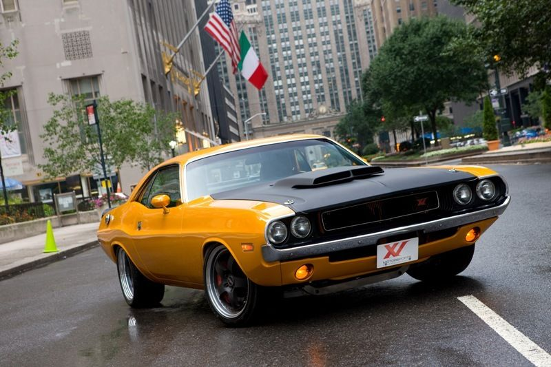 First Production XV Motorsports Challenger on eBay | Mopar Blog