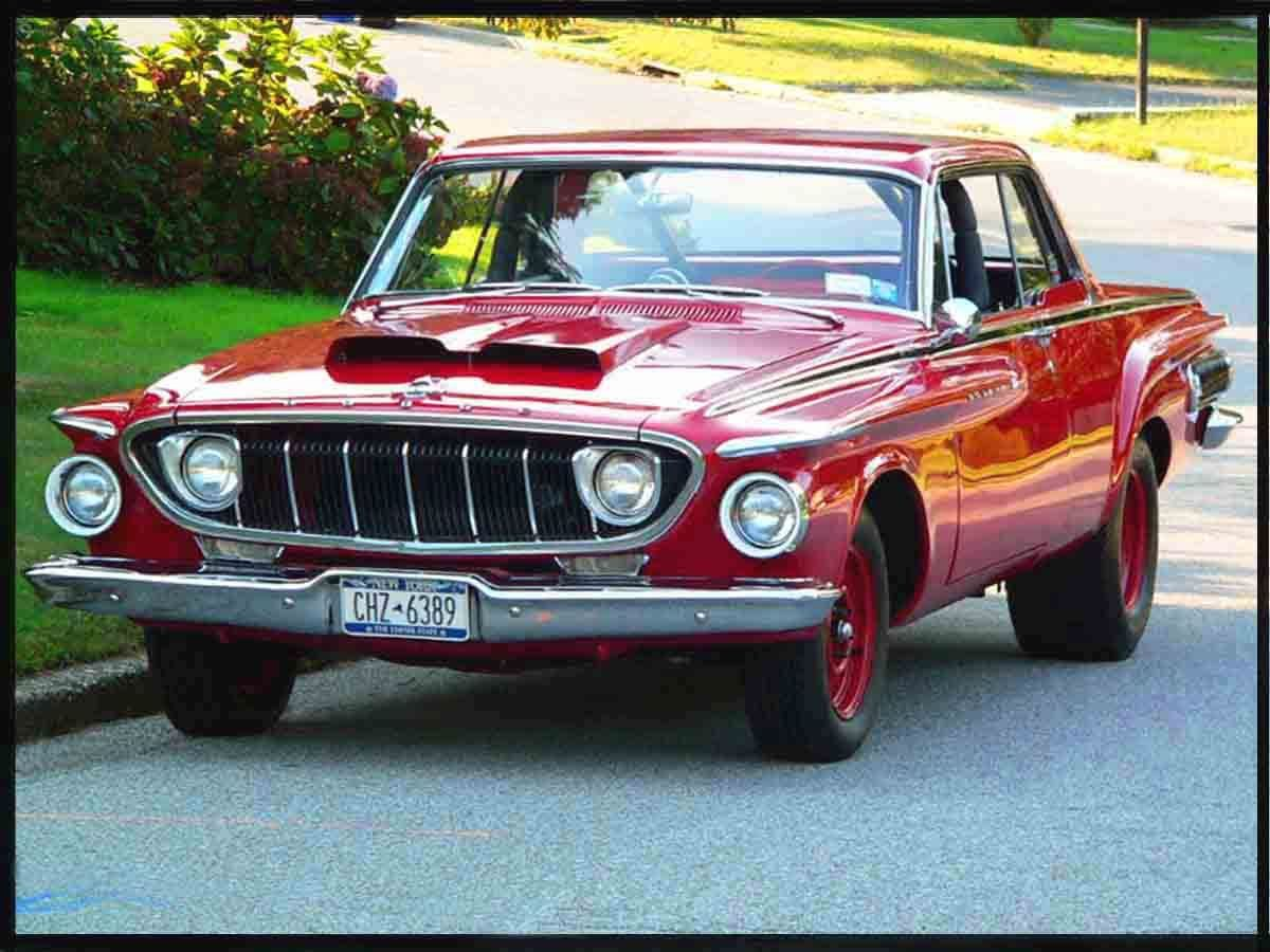 1962 Polara 500 With A Max Wedge Mopar Blog
