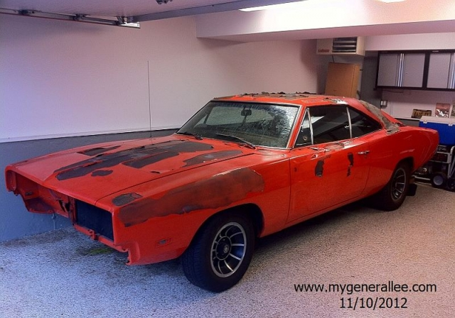 General Lee on the Road to Recovery | Mopar Blog