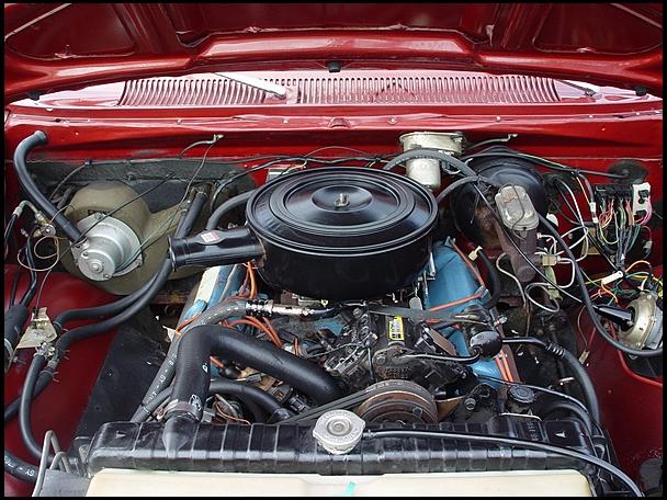 1978-Dodge-Ramcharger-engine
