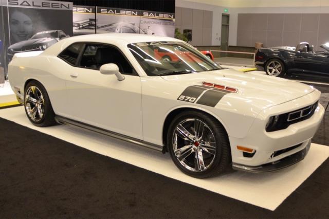 2014 Dodge Challenger Saleen 570 30th Anniversary Edition ...